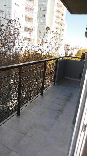 venta 2 amb balcón, frente, se vende con renta - flores