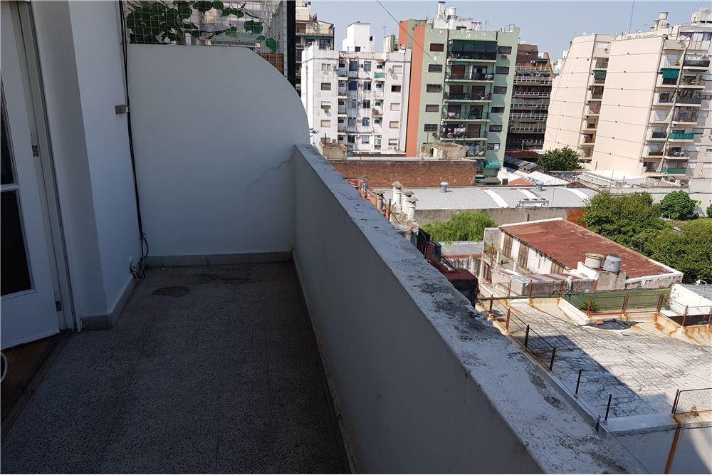 venta 2 amb en floresta con balcon vista abierta