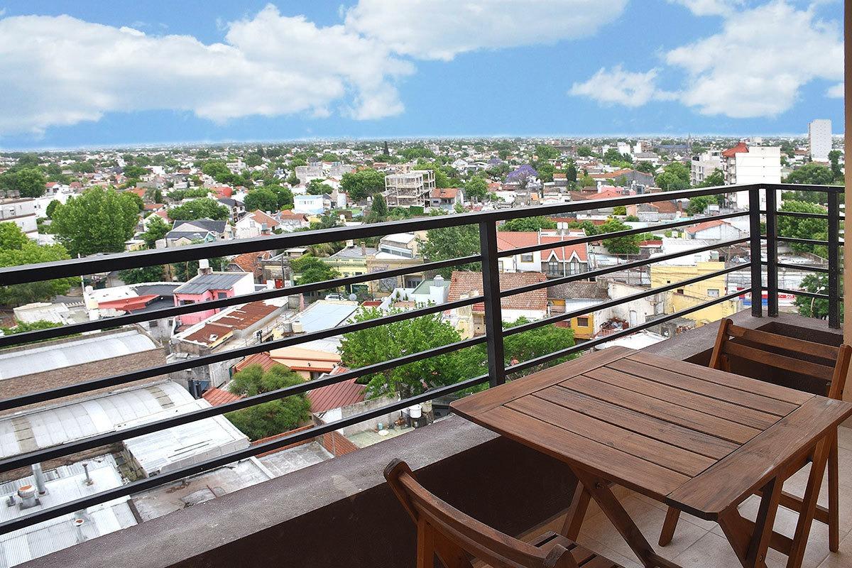 venta 2 ambientes 55m2, iberlucea 4975. gym, piscina, sum.