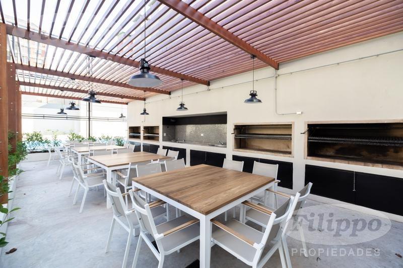 venta: 2 ambientes en la palmera, exclusiva torre de lujo a estrenar!!!