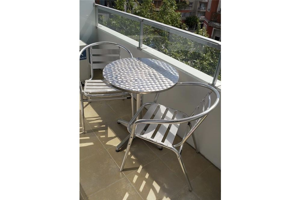 venta 2 ambientes flores a estrenar balcón corrido