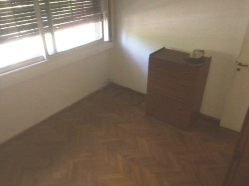 venta 2 ambientes frente balcon 50m almagro con renta