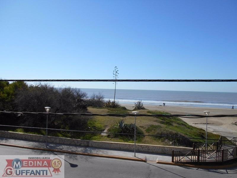 venta 2 ambientes- vista al mar (san bernardo)