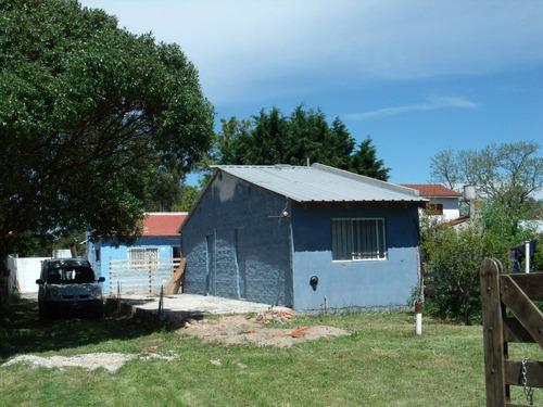 venta   2 casas  sobre un mismo lote de 400 mts.2