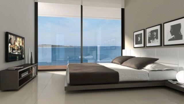 venta! 2 dormitorios punta del este, parada 27 playa mansa!