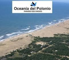 venta 2 lotes  en oceania del polonio, uruguay