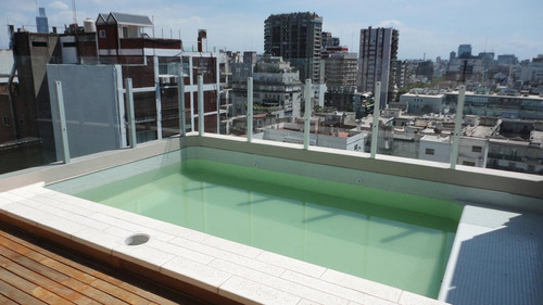 venta 3 amb al frente balcón, amenities - palermo chico