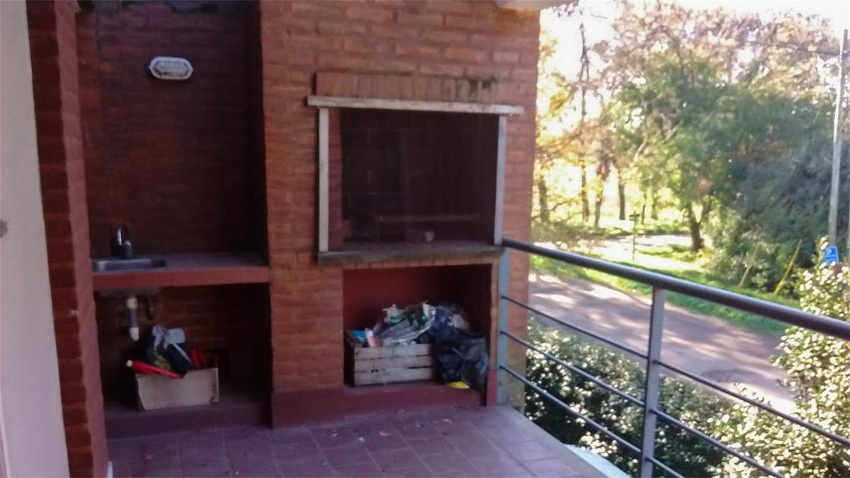 venta  3 amb en campus de austral con renta - pilar