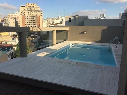 venta 3 amb frente, balcón, amenities - barrio norte
