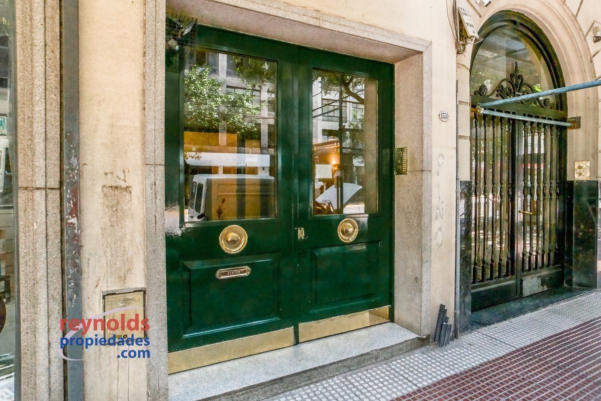 ¡venta 3 ambientes (73 m2), piso 7º contrafrente, reciclado, racionalista! usd 3000/m2.