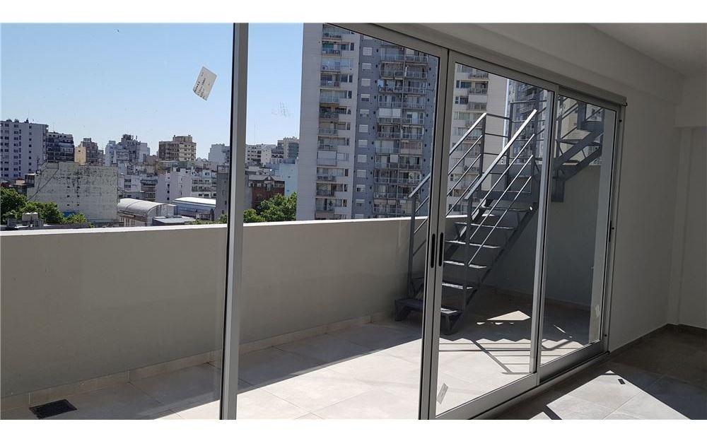 venta 3 ambientes a estrenar villa crespo