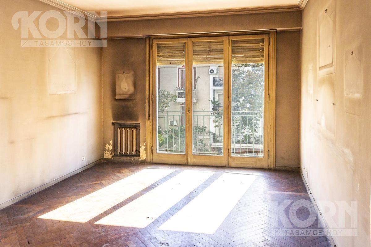 venta 3 ambientes barracas todo externo super luminoso