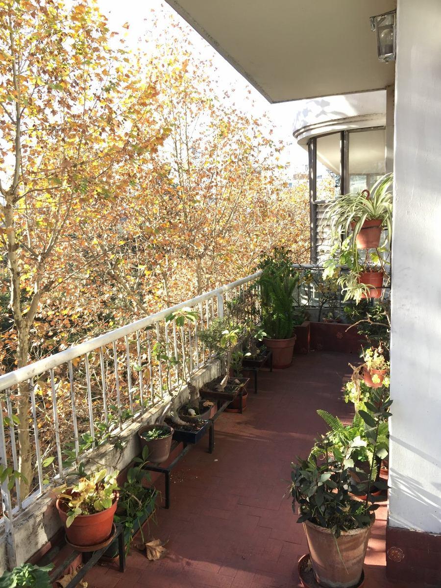 venta 3 ambientes c/ dependencia. botanico