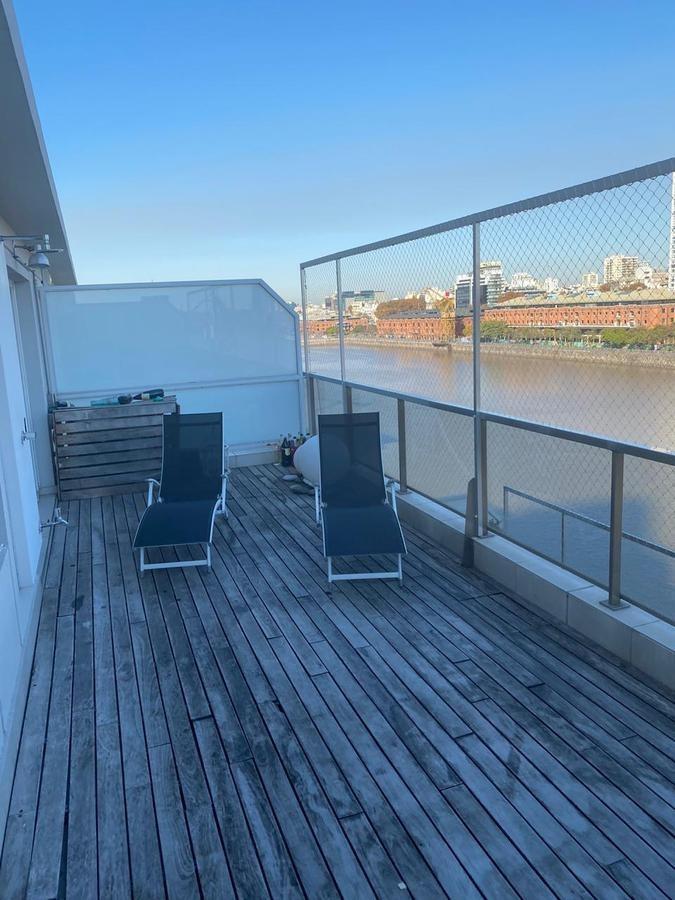 venta 3 ambientes con 2 cocheras en bayres dock  - puerto madero