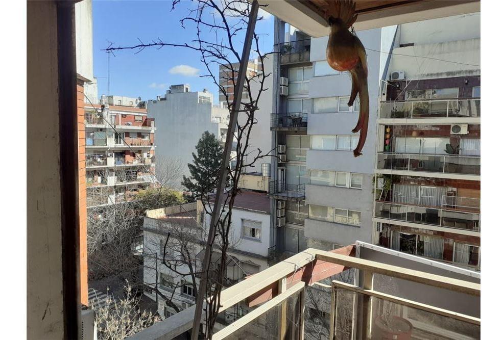 venta 3 ambientes con terraza en p. alta palermo