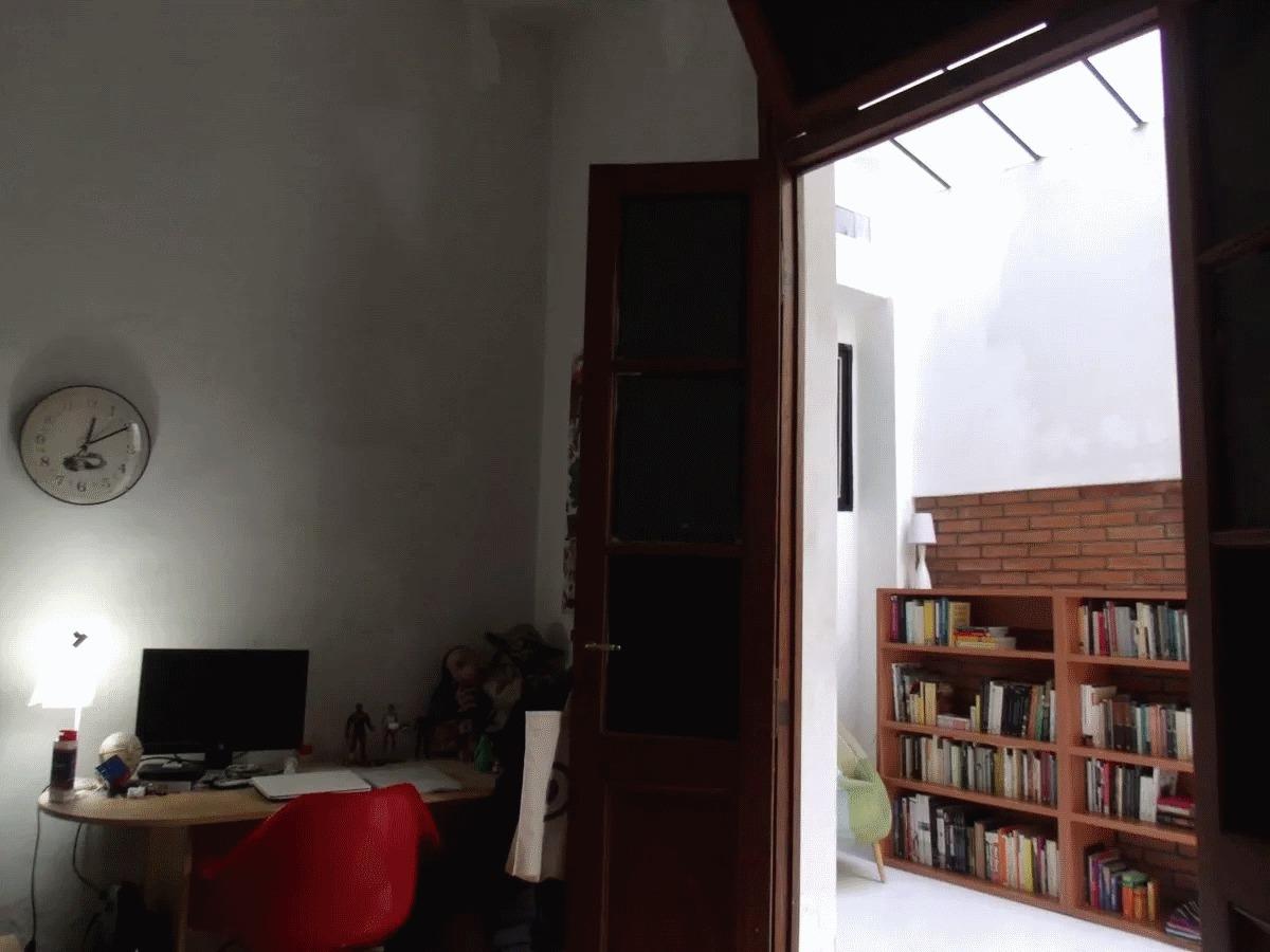 venta 3 ambientes ph en pb refaccionado patio balvanera 635