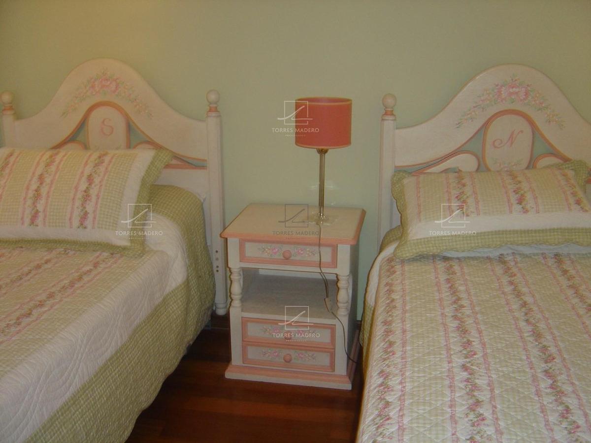 venta 3 dormitorios y dependencia en edificio rio plaza - con cochera y baulera