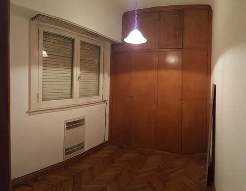 venta 4 ambientes al frente con balcón apto crédito,congreso
