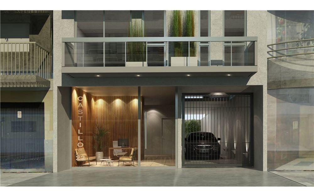 venta 4 ambientes al frente / duplex villa crespo