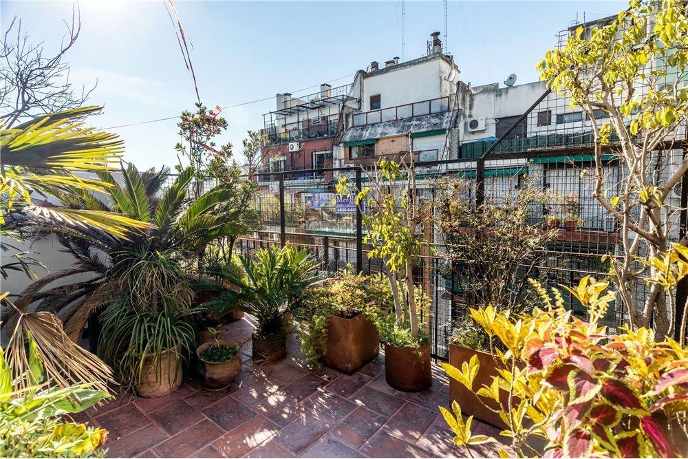 venta 4 ambientes con terraza en recoleta