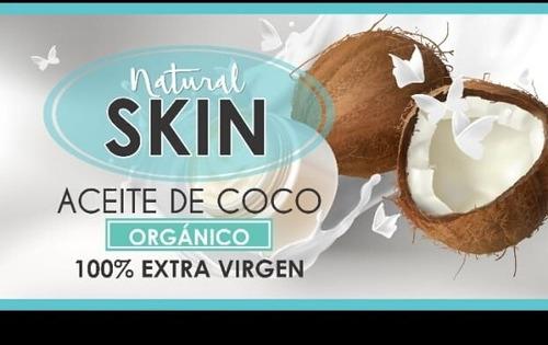 venta aceite de coco 100% organico