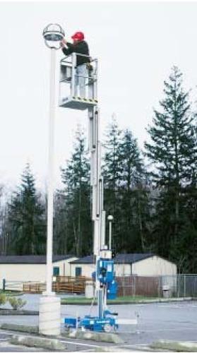 venta alquiler elevador manlift trabajo en alturas 14m.