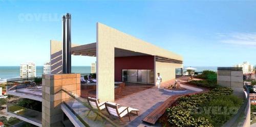 venta - alquiler temporada 2017 - torre esmeralda 2 dormitorios, cochera, amenities