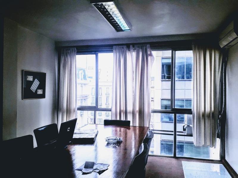 venta, amplia oficina comercial, 7mo piso
