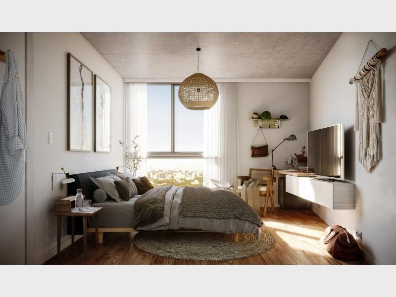 venta apartamento 1 dormitorio aguada montevideo 01 libertad