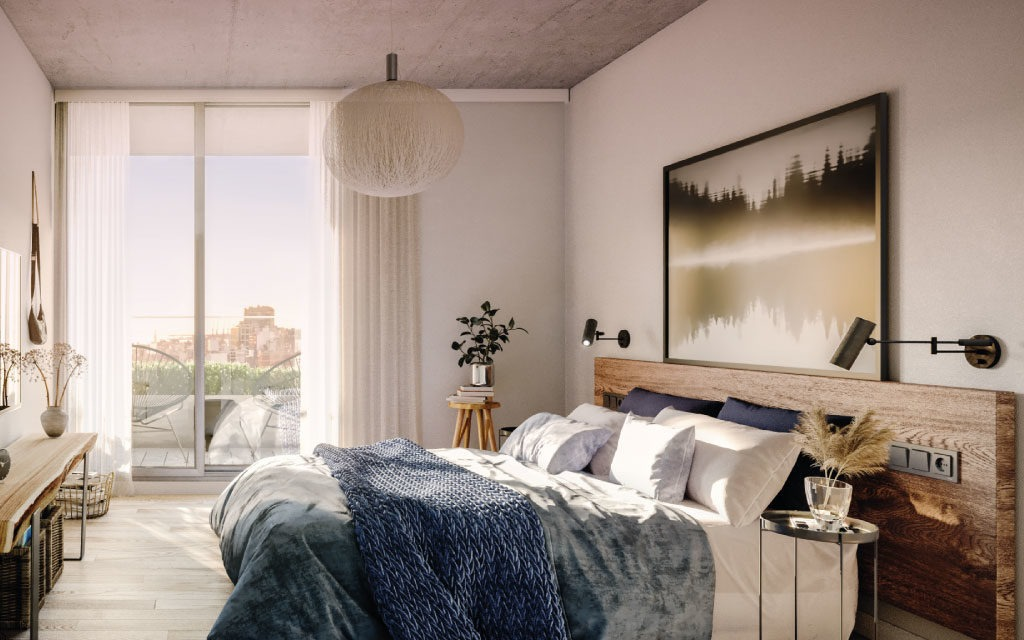 venta apartamento 1 dormitorio av libertador