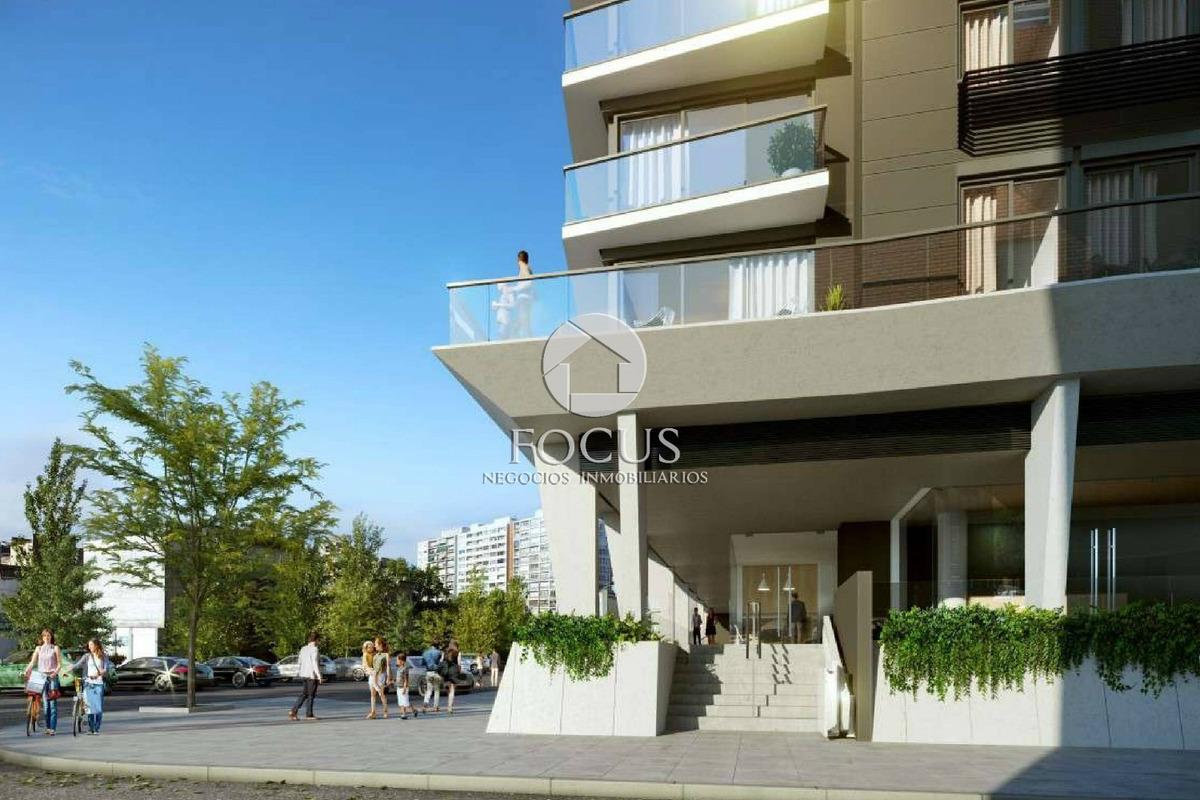 venta apartamento 1 dormitorio con terraza - centro