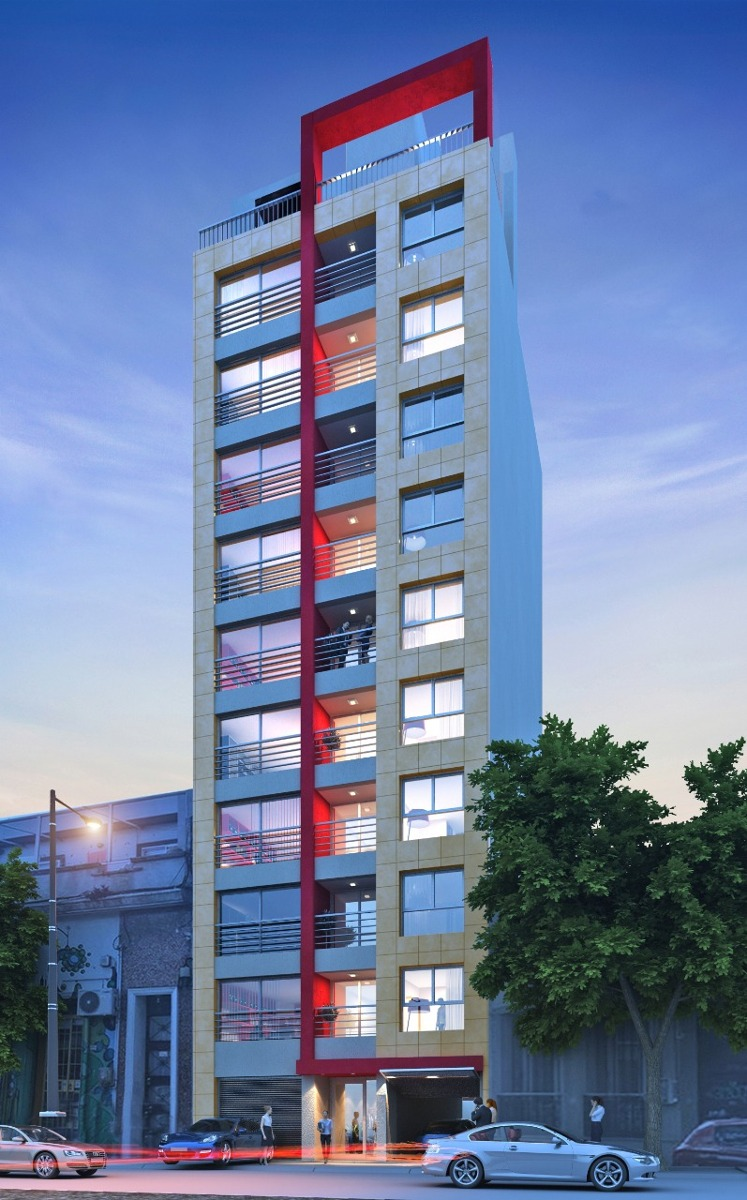 venta apartamento 1 dormitorio palermo montevideo high p