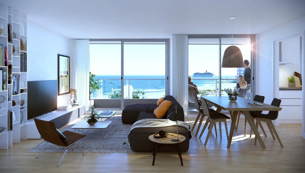 venta! apartamento 1 dormitorio punta del este!