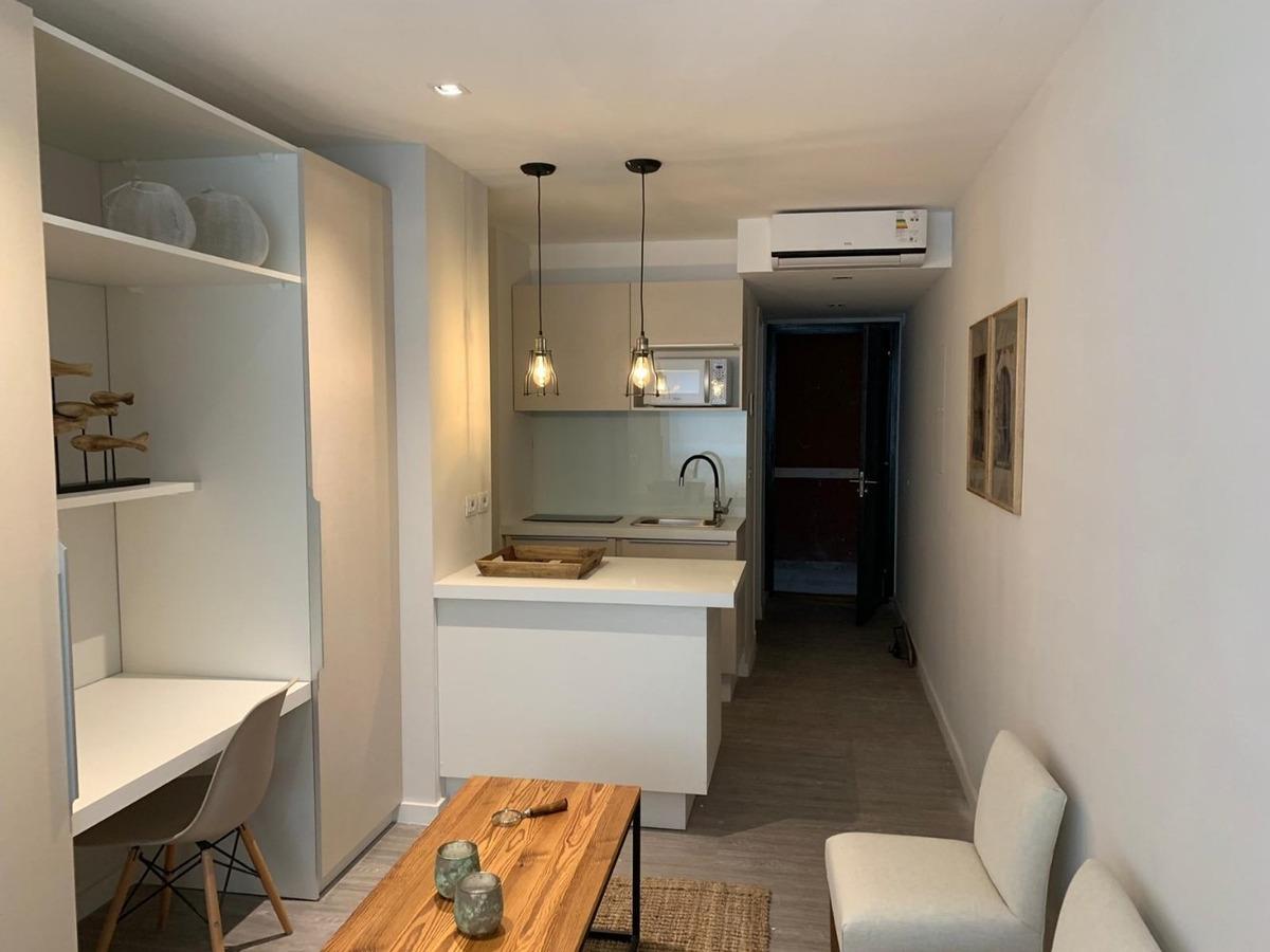 venta apartamento 1 dormitorio rambla montevideo torre mauá