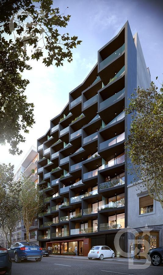 venta - apartamento 1 dormitorios - centro (montevideo)