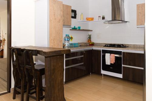 venta apartamento 100 m2 3 alcobas salento