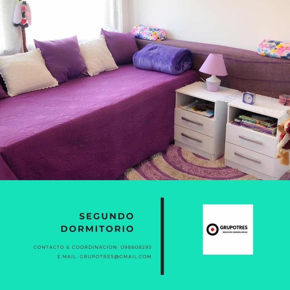 venta | apartamento | 2 dorm | 2 baños | coc c/of | terraza