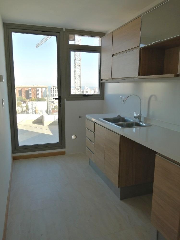 venta apartamento 2 dormitorios, 2 baños. a estrenar pocitos