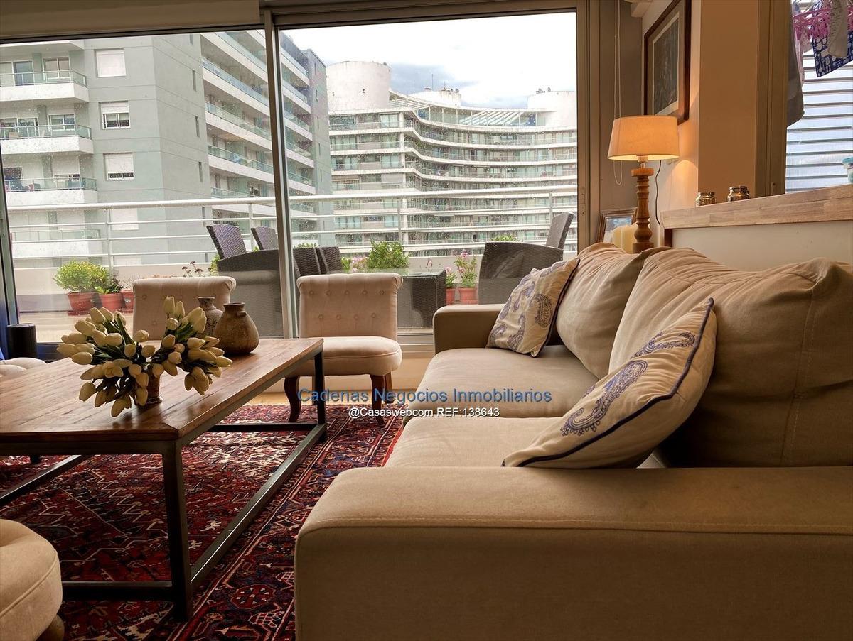 venta apartamento 2 dormitorios malvin e tower