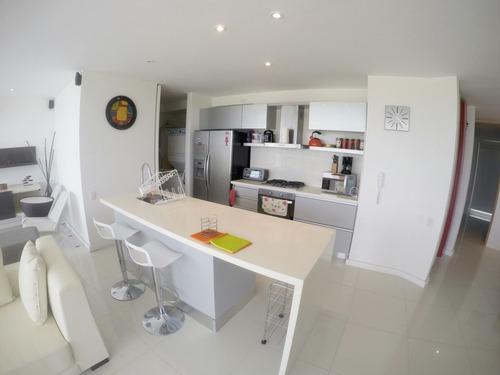 venta apartamento 3 alcobas karibana beach & golf