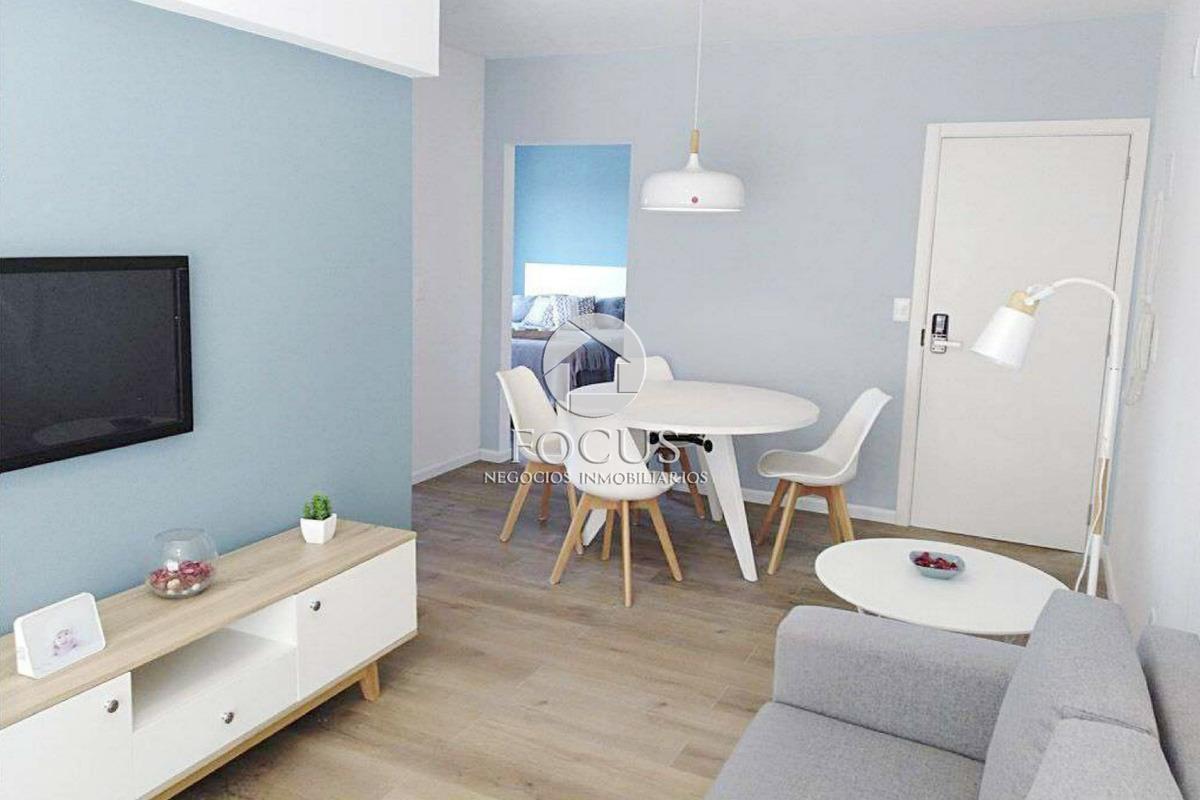 venta apartamento 3 dormitorios, 2 baños. cordón