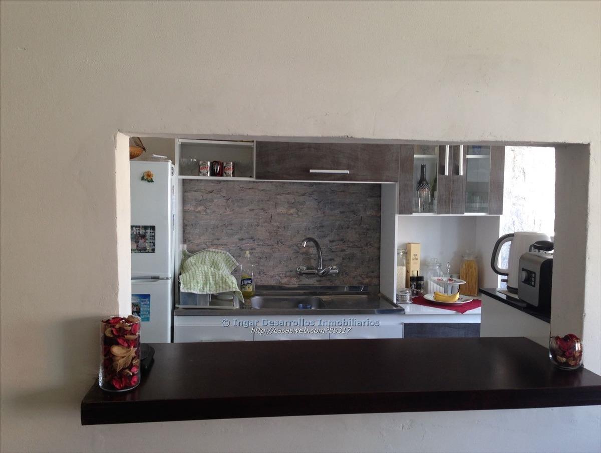 venta apartamento 3 dormitorios. con renta. acepta banco