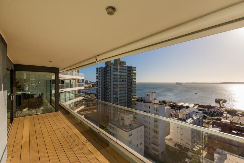 venta apartamento 3 dormitorios en suite más dependencia punta del este