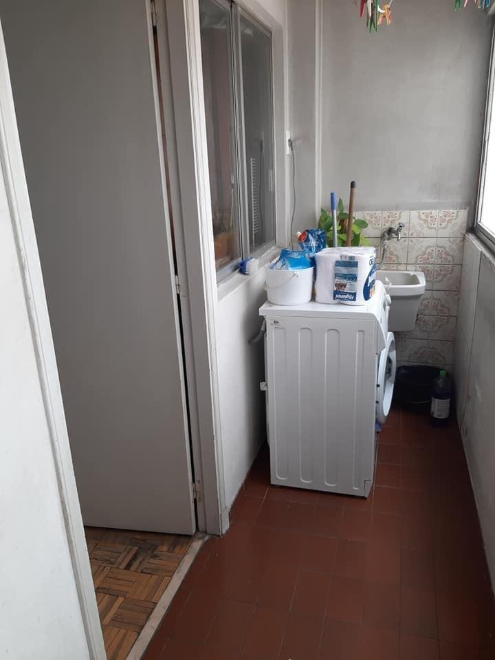 venta apartamento 3 dormitorios y servicio pocitos