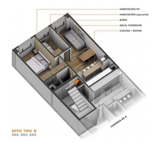 venta apartamento a estrenar en santa helenita