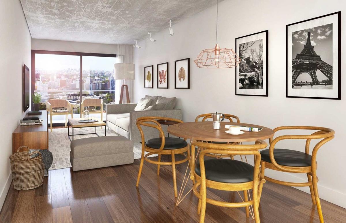 venta apartamento cordón montevideo 2 dormitorios doo