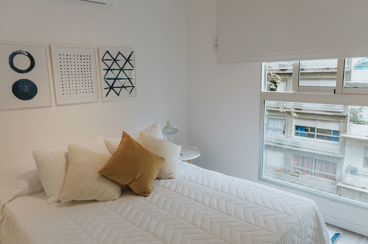 venta apartamento de 1 dormitorio a estrenar en centro!