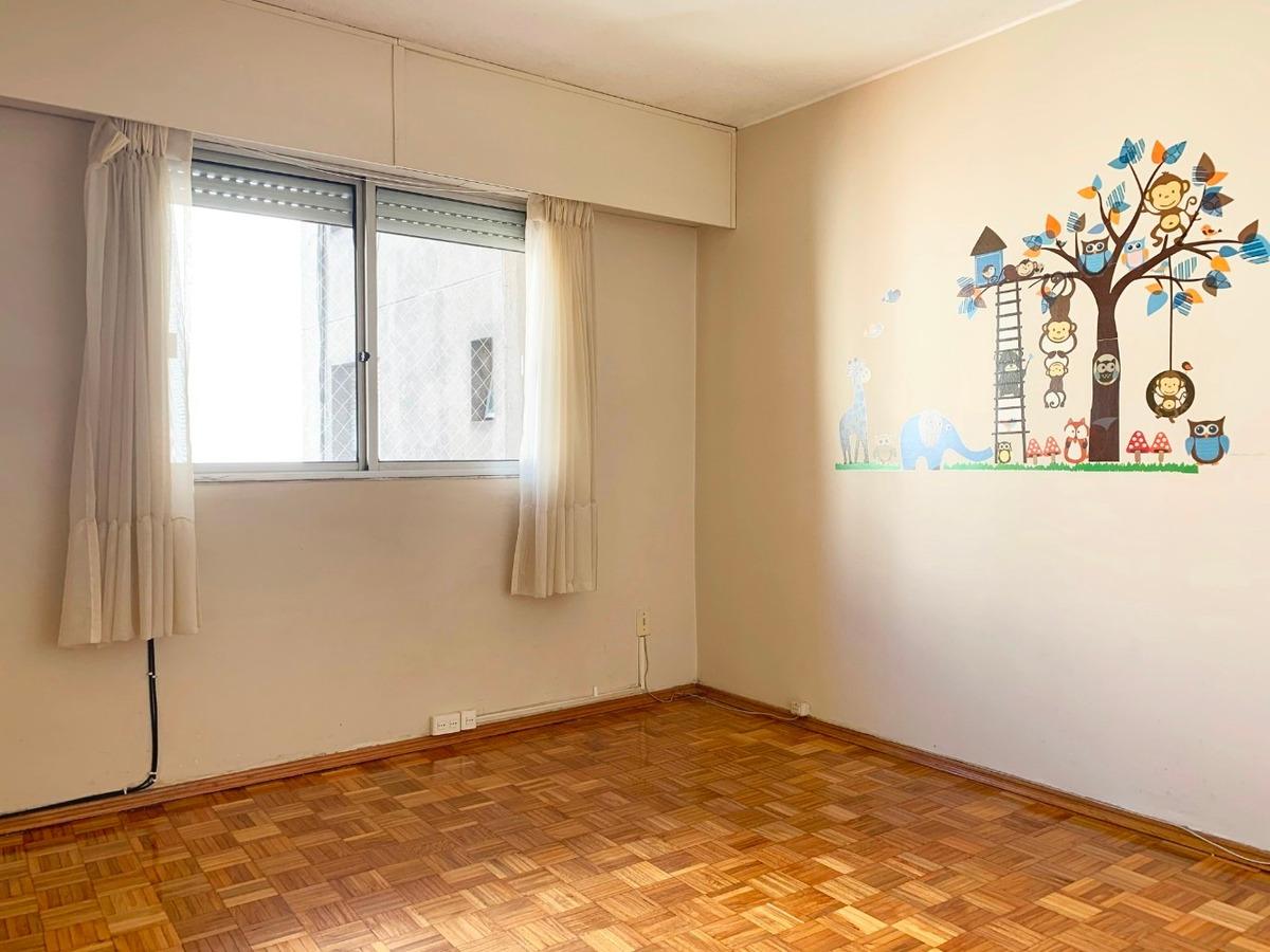 venta apartamento de 2 dormitorios en punta carretas