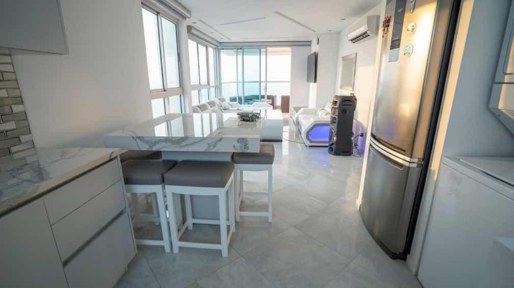 venta apartamento de lujo en cartagena