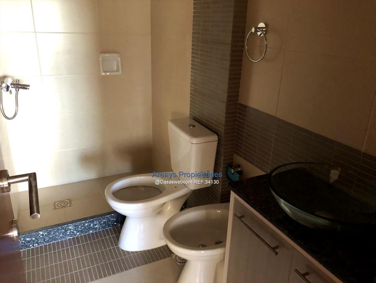 venta  apartamento malvin 3 dormitorios